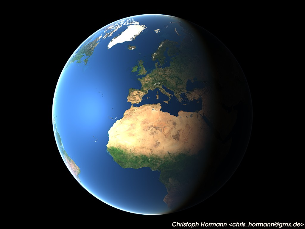 Imagico De Earth Renders Using The Blue Marble Ng Dataset