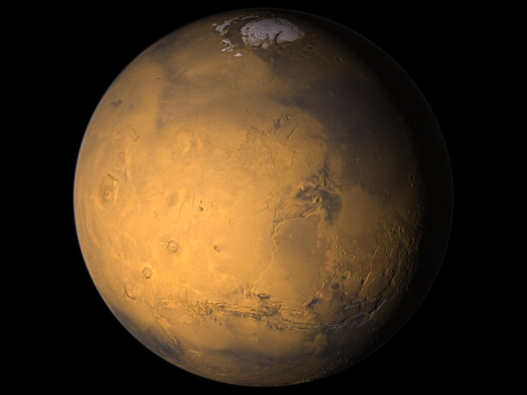 how much is the planet mars - photo #43